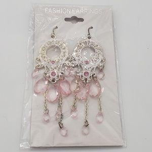 Light Pink Earrings